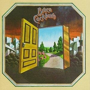 Bruce Cockburn album cover