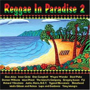 Reggae In Paradise 2 album cover