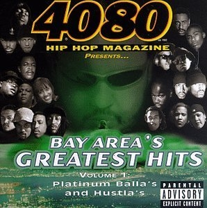 4080: Bay Area's Greatest Hits, Vol. 1 album cover