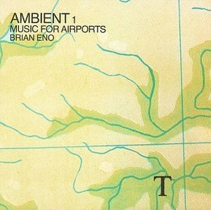 Ambient 1: Music For Airports album cover