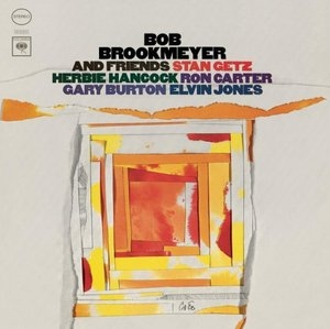 Bob Brookmeyer & Friends album cover