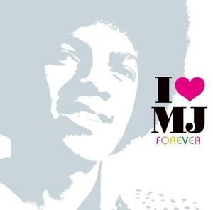 I Love MJ Forever album cover