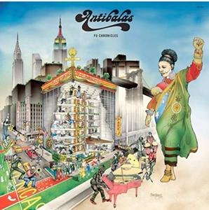 Fu Chronicles album cover