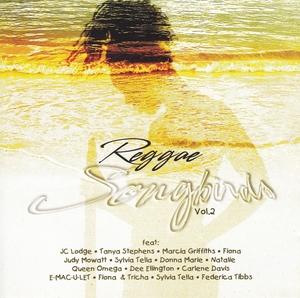 Reggae Songbirds, Vol. 2 album cover