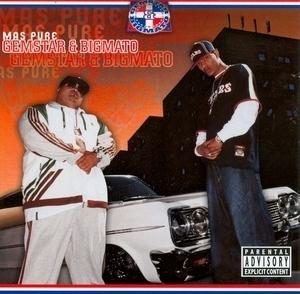 Mas Pure album cover