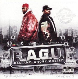 R.A.G.U. Rae And Ghost United album cover