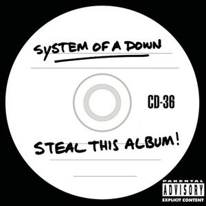 Steal This Album! album cover