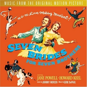 Seven Brides For Seven Brothers (Original Motion Picture Soundtrack) album cover