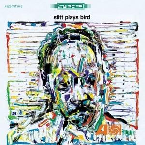 Stitt Plays Bird album cover