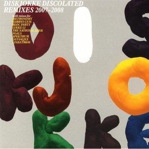 Discolated: Remixes 2007-2008 album cover
