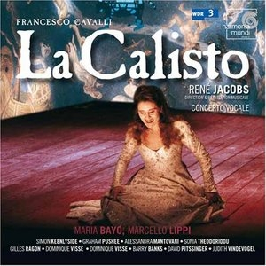 Cavalli: La Calisto album cover