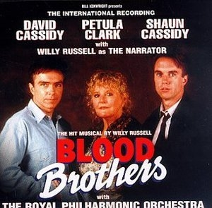 Blood Brothers (1995 London Cast) album cover