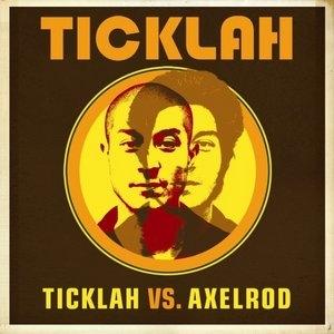 Ticklah Vs Victor Axelrod album cover