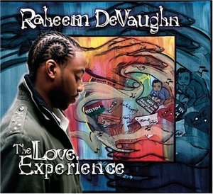 The Love Experience album cover