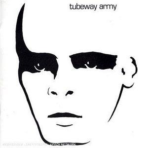 Tubeway Army album cover