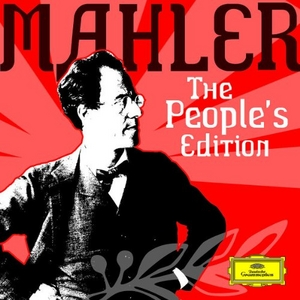 Mahler: The People's Edition album cover