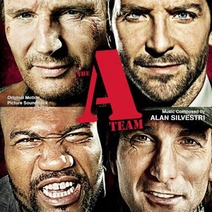 The A-Team (Original Motion Picture Soundtrack) album cover
