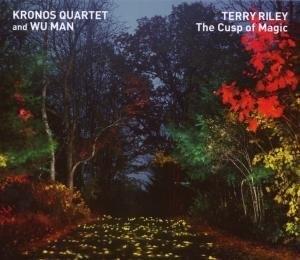 Terry Riley: The Cusp Of Magic album cover