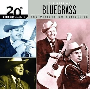 The Millennium Collection: The Best Of Bluegrass album cover