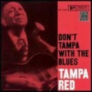 Don't Tampa With The Blues album cover