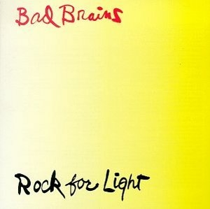 Rock For Light album cover