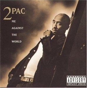 Me Against The World album cover