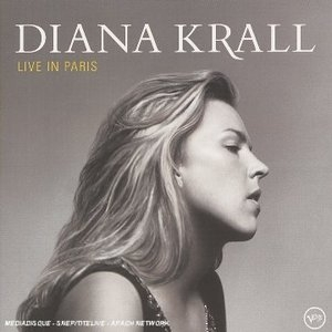 Live In Paris album cover