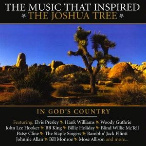 In God's Country: The Music That Inspired The Joshua Tree album cover