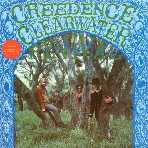 Creedence Clearwater Revival (Fantasy) album cover