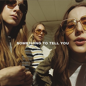 Something To Tell You album cover