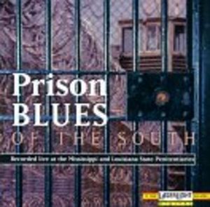 Prison Blues Of The South album cover