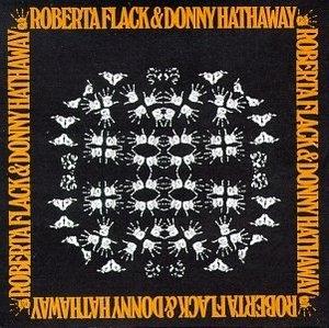 Roberta Flack & Donny Hathaway album cover