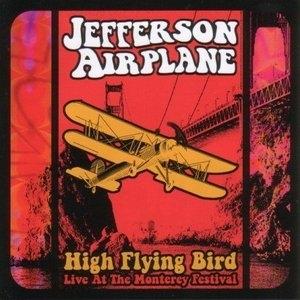 High Flying Bird: Live At The Monterey Festival album cover