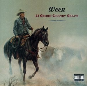 12 Golden Country Greats album cover