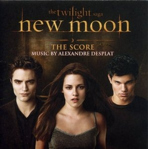 The Twilight Saga: New Moon (The Score) album cover