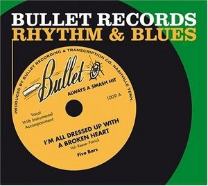 Bullet Records Rhythm & Blues album cover