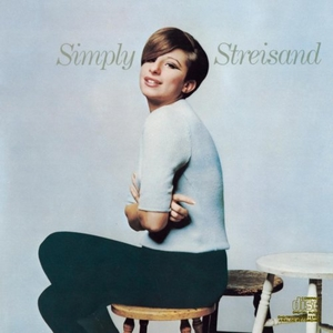 Simply Streisand album cover