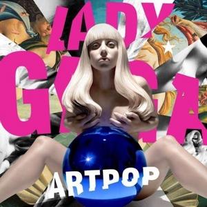 ARTPOP album cover