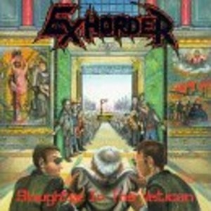 Slaughter In The Vatican album cover