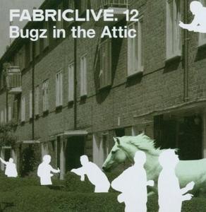 Fabriclive.12 album cover