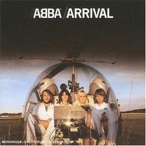 Arrival album cover