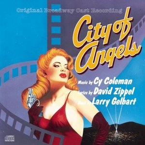 City of Angels (1990 Original Broadway Cast) album cover