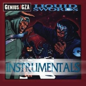 Liquid Swords Instrumentals album cover
