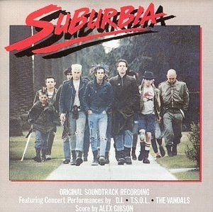 Suburbia (Original Soundtrack Recording) album cover