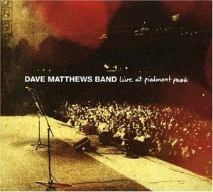 Live At Piedmont Park album cover
