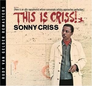 This Is Criss! album cover