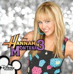 Hannah Montana 3 album cover