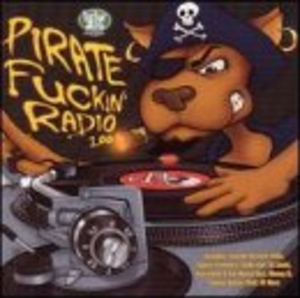 Hip Hop Slam Presents Pirate Fuckin' Radio 100 album cover
