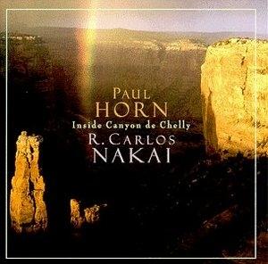 Inside Canyon De Chelly album cover