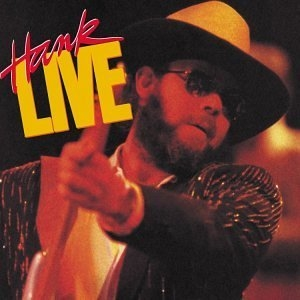 Hank Live album cover